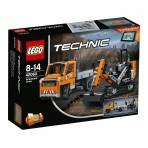 LEGO Technic Teetööde meeskond