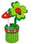 Liigutatav-võdisev retro mänguasi Kärbseseen