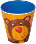Lõbus Loomaparaad joogitops melamiinist Karu