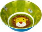 Lõbus Loomaparaad kauss melamiinist Lõvi