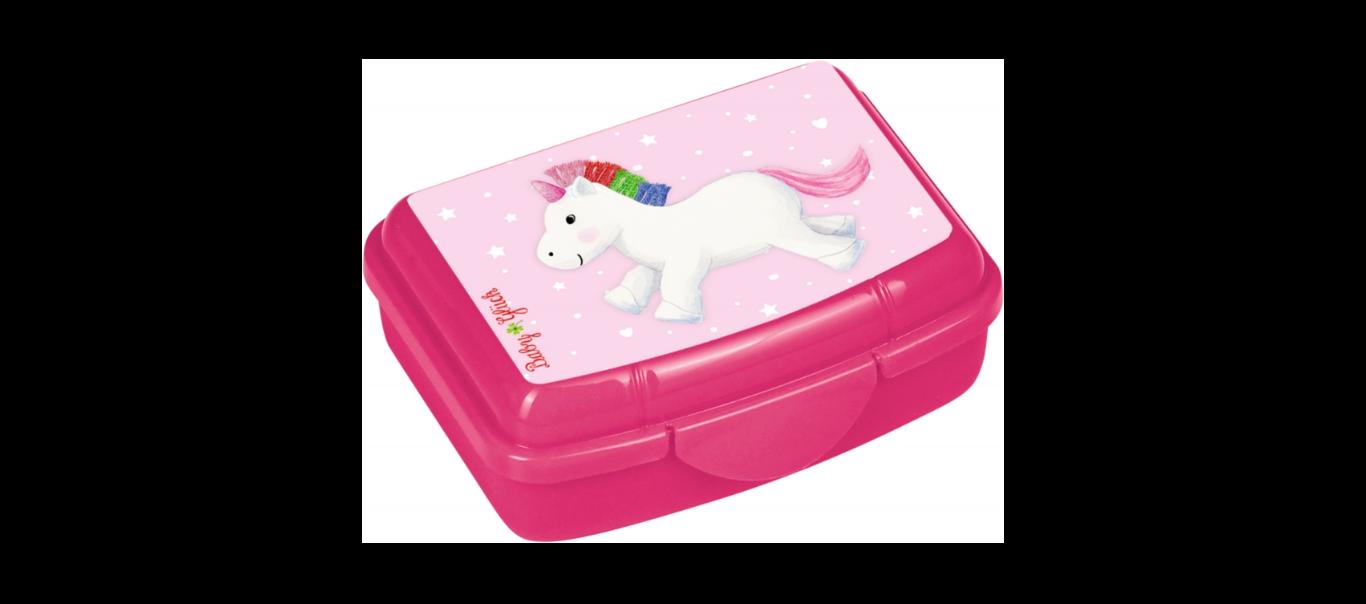 Lõbus Loomaparaad mini snäki-karp Ükssarv
