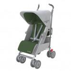 Maclaren jalutuskäru Techno XLR Silver/Highlind Green