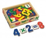 Melissa & Doug magneetilised numbrid