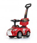 Milly Mally pealeistutav tõukeauto Kid punane