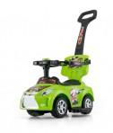Milly Mally pealeistutav tõukeauto Kid roheline