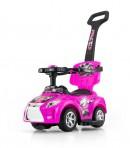 Milly Mally pealeistutav tõukeauto Kid roosa