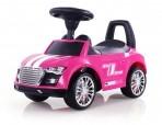 Milly Mally pealeistutav auto Racer roosa