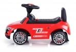 Milly Mally pealeistutav auto Racer punane