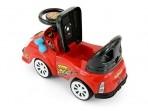 Milly Mally pealeistutav auto Joy punane