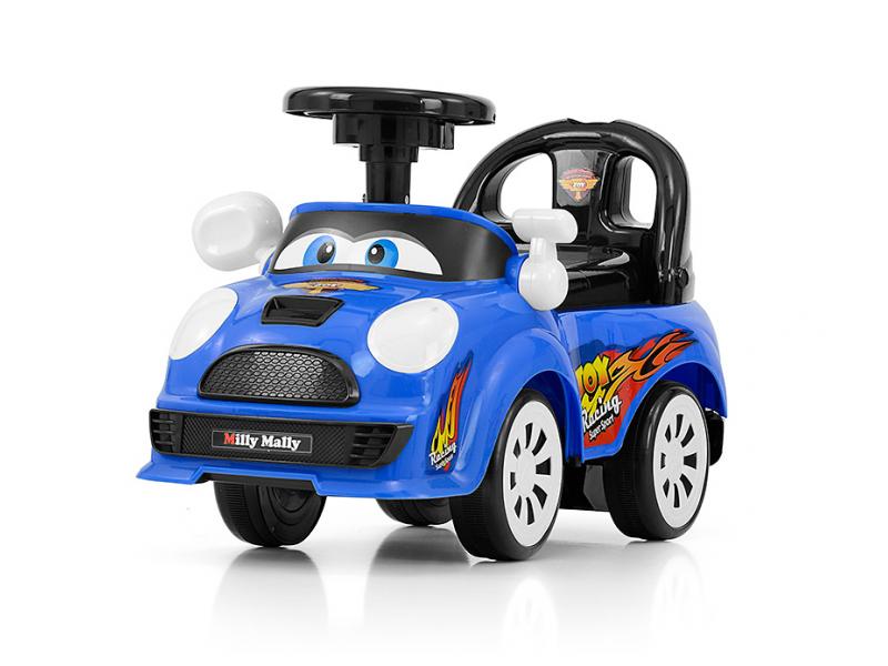 Milly Mally pealeistutav auto Joy sinine