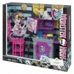 Monster High koolitoamööbel