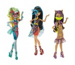 Monster High tantsunukud