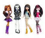 Monster High põhinukud