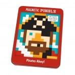 Mudpuppy magneetilised pikslid Ahoi Piraat!