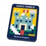 Mudpuppy magneetilised pikslid Keskaegne kuningriik