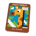 Mudpuppy magneetilised pikslid Loomaaia loomad