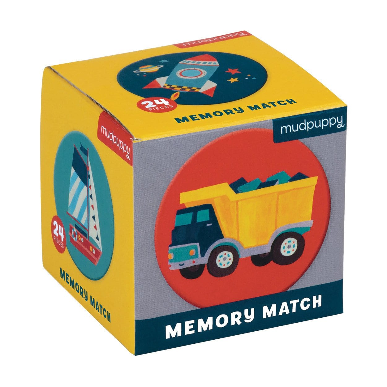 Mudpuppy mini memory mäng Transpordivahendid