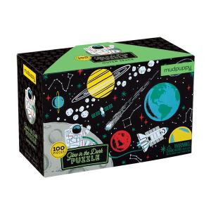 Mudpuppy pimedas helendav pusle Kosmos