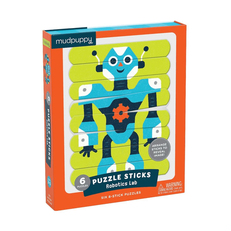 Mudpuppy pulk pusle 24-osaline Robotid
