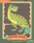 Mudpuppy pulk pusle 24-osaline Dinosaurused