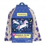 Mudpuppy pusle riidest kotis Unicorn Magic