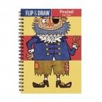 Mudpuppy värvimisraamat Piraat