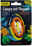 Nature Zoom lamp-võtmehoidja magnetiga