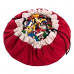 Play&Go nutikas mänguasjakott - punane