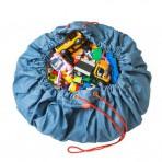 Play&Go nutikas mänguasjakott - teksa