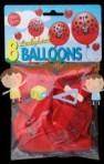Õhupallid lepatriinud