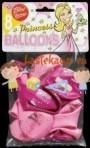 Õhupallid Princess