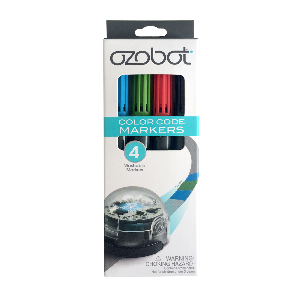 Ozobot pestavad markerid
