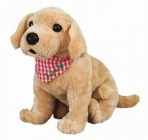 Pehme mänguasi koer Luzie