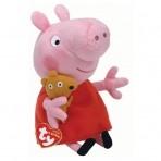 GB TY Peppa Pig  Beanie 20cm