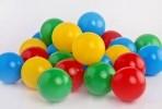 Pallimere pallid 70mm 500tk 4 värvi segu