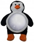 Miyali lapsevaatamise peegel autosse Luca Pingviin