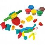 PlayGo Dough voolismismassi komplekt Roll&Shape