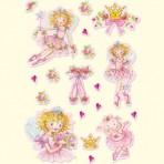 Printsess Lillifee kleepsud