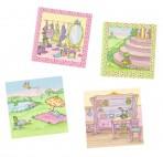 Printsess Lillifee magnetnukk