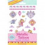 Printsess Lillifee tätoveeringud metallik