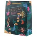 Puckator kinkekott Toucan Party suur