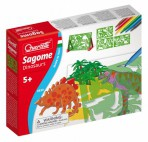 Quercetti šabloon dinosaurused