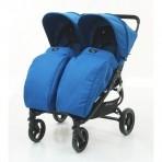 Valco Baby jalutuskäru Snap Duo jalakate Ocean Blue