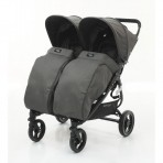 Valco Baby jalutuskäru Snap Duo  jalakate Dove Grey