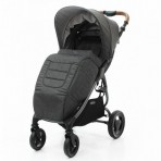 Valco Baby jalutuskäru Snap 4 Trend jalakate Charcoal