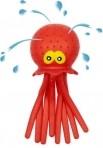 Kapten Sharky veeprits-vannimänguasi  Kaheksajalg punane