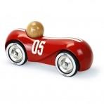 Vilac puidust auto vintage punane