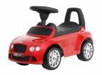 Sun Baby pealeistutav auto Bentley punane