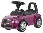 Sun Baby pealeistutav tõukeauto Bentley purpur-metallik