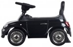 Sun Baby pealeistutav auto Fiat 500 must